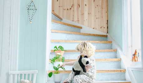 How to Paint Your Way to More Beautiful Stairs