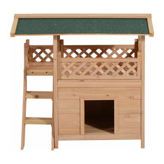 Wood Pet Dog House