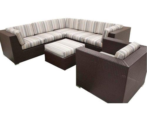 Patio Furniture with Custom Sunbrella Cushions - Outdoor Lounge Sets - Patio Furniture With Custom Sunbrella Cushions