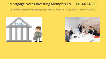 Mortgage Notes Investing Memphis TN