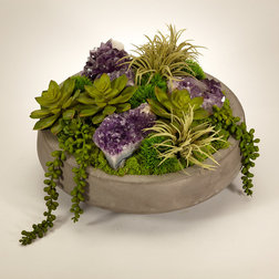 Traditional Artificial Flower Arrangements by T&C Floral Company