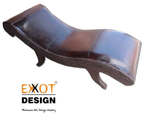 Wooden furniture - Chaise design italien ...