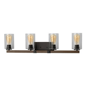 Luxury Vintage Bathroom Vanity Light, Darlington Series, Olde Bronze