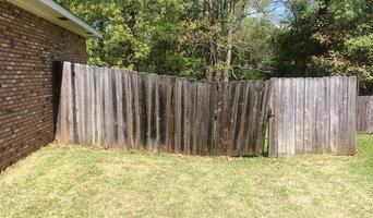 Fencing: Before and After