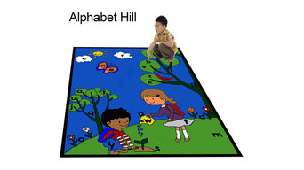 Alphabet Hill