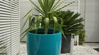Fiber Glass Pots and Planters