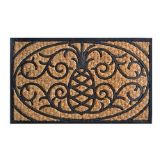 Pineapple Rubber Coir Mat