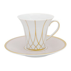 Terrace Coffee Cup and Saucer