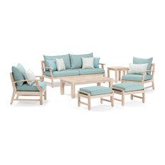 Kooper 7-Piece Seating Group, Spa