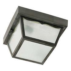 Nuvo Lighting 77 863 1 Light 8 Carport Flush Mount Ceiling Fixture