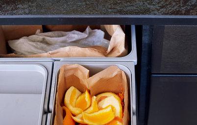 9 smarte tips: Sådan kan du skjule skraldet i køkkenet