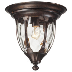 Transitional Outdoor Flush-mount Ceiling Lighting by EliteFixtures