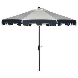Contemporary Outdoor Umbrellas by Safavieh