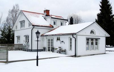 Houzz Tour: Familie har skabt drømmehjem i Karlsbo