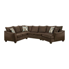 Cupertino 3-Piece Sectional 183810-4041-SEC-FE