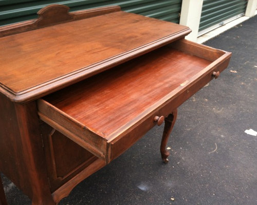 Vintage Buffet Table 1920s   Buffets And Sideboards