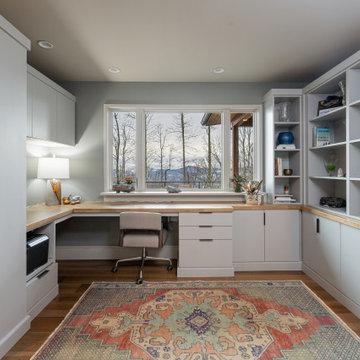Modern Asheville Home by MossCreek
