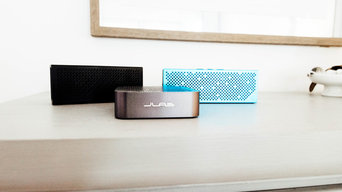 Add some portable audio to your home!