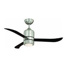 Loft Ceiling Fan, Black