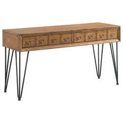Industrial Console Tables by Picket House
