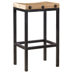 Asian Bar Stools And Counter Stools by Furniture Classics