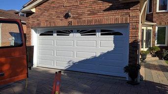 Garage Door Installations and Repairs