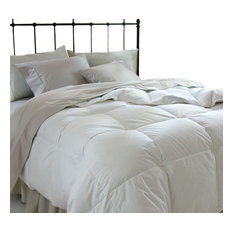 Down Alternative White Full/Queen Comforter