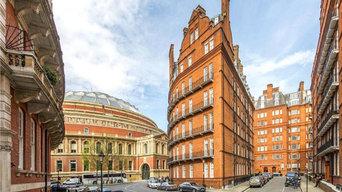 Albert Hall Mansions, Kensington, South West London, SW7