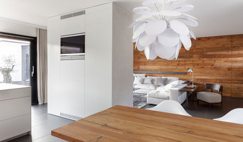 01-Umbau Wohnhaus in S - Wohnbereich - nachher