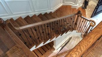 Naperville Custom Stair