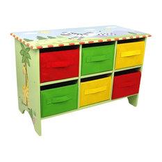 Sunny Safari Storage Cubby