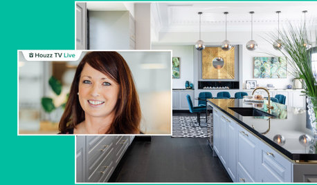 Houzz TV: Kitchen Renovation Tips from a Design Professional