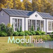 Modulhus - Husleverantörs foto