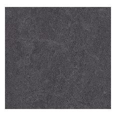 "Forbo Marmoleum Click Cinch Loc, Volcanic Ash, Set of 7, 12""x12"" Squares"