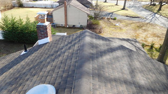 GAF Timberline HD Hickory Roof (Clark, NJ)