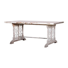 Forge Reclaimed Wood Dining Table