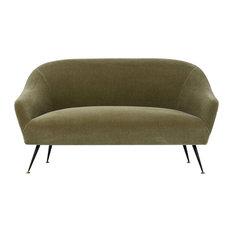 Antonio Gorgone   Consigned Italian Mid Century Modern Sofa By Antonio  Gorgone   Sofas