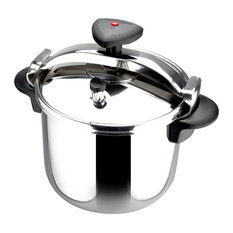 Magefesa USA Star R Stainless Steel 10 Quart Fast Pressure Cooker
