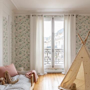 Paris 18 - Cocon familial