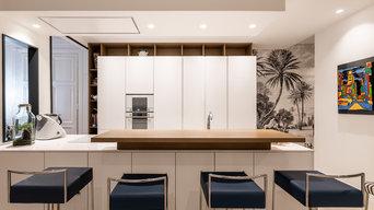 Rénovation cuisine Franklyn Roosvelt  Lyon 6