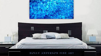 WATER & LIGHT Organic Contemporary Abstract Art for Modern Spaces ( variation )