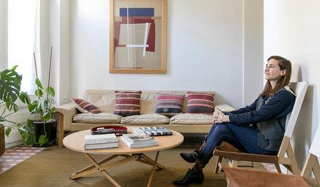 歴史あるバルセロナの部屋を使いやすくリノベーション