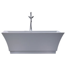 Contemporary Bathtubs by Luxury Bath Collection