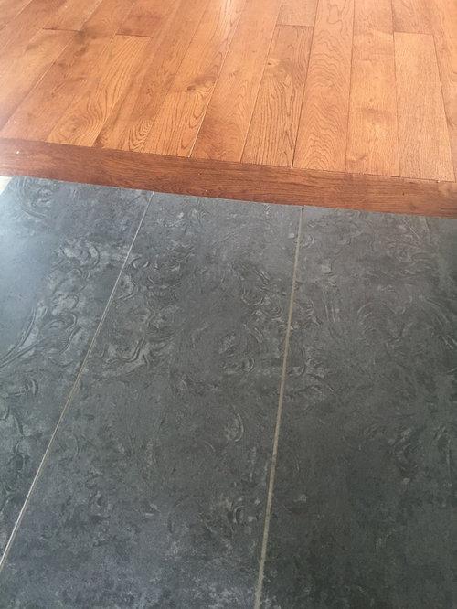What Color Type Of Kitchen Floor Will Match My Hardwood Floor