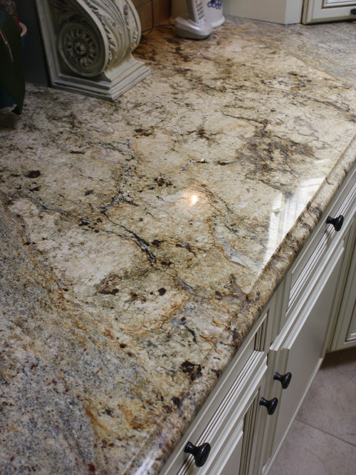 Yellow River Granite Countertops Ideas, Pictures, Remodel ...