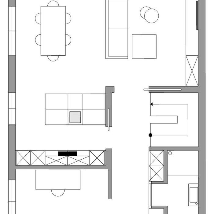 Grundrissoptimierung Neubau