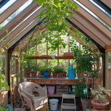 Inredning av växthus