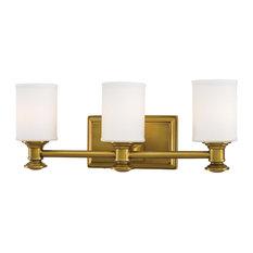 50 Most Popular Gold Bathroom Vanity Lights For 2019 Houzz