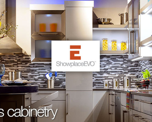 Showplace EVO Full Access Cabinetry