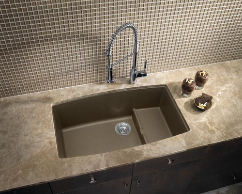 BLANCO PERFORMA CASCADE Super Single Bowl   Kitchen Sinks